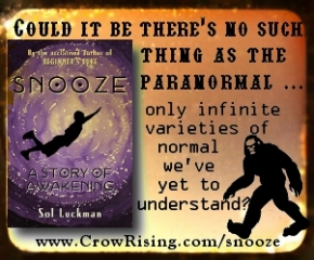 Exploring Human Potential through Lucid Dreams, Paranormal Abilities, Parallel Universes & … Bigfoot