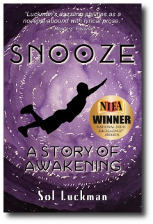 Ascension, Enlightenment & Unity Consciousness in SNOOZE: A STORY OF AWAKENING