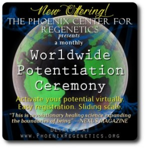 Heal & Transform Your Life with Worldwide Potentiation Ceremony