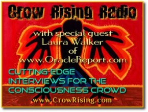 Crow Rising Radio: Laura Walker on Gnostic Astrology & Our Magic Carpet Ride in2016