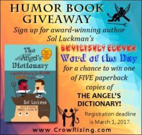 Humor Book Giveaway!