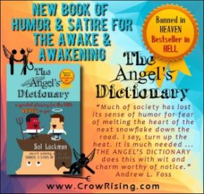 Intro to Award-winning Author Sol Luckman's New Humor Book, THE ANGEL'S DICTIONARY