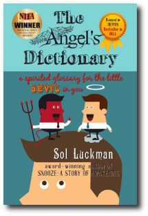Wickedly Lighthearted Humor for the Little Devil in You: THE ANGEL'S DICTIONARY Wins 2017 National Indie ExcellenceAward
