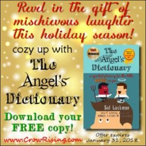 Download the Gift of Mischievous Laughter This Holiday Season!