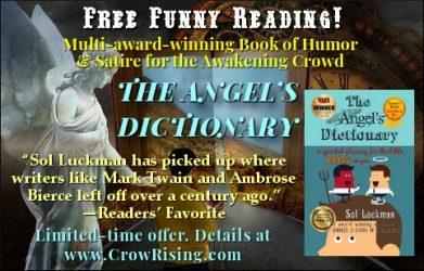 Free Funny Reading: Multi-award-winning Book of Humor & Satire for the Awakening Crowd